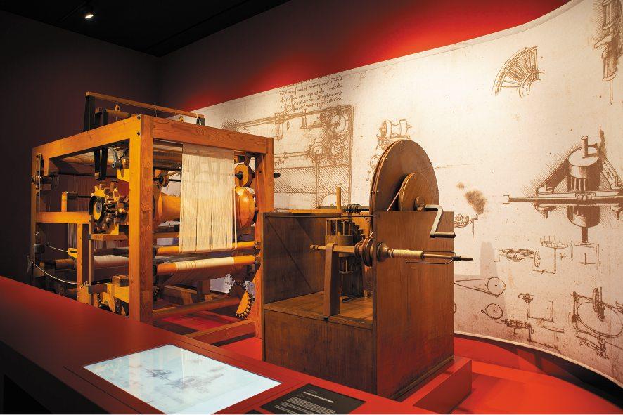Le nuove gallerie Leonardo da Vinci a Milano
