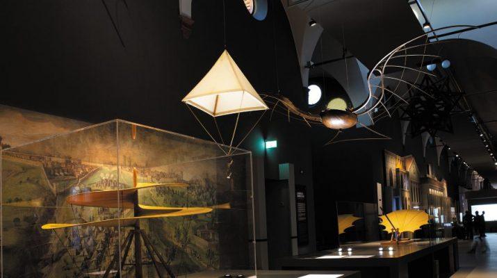 Foto Le nuove gallerie Leonardo da Vinci a Milano