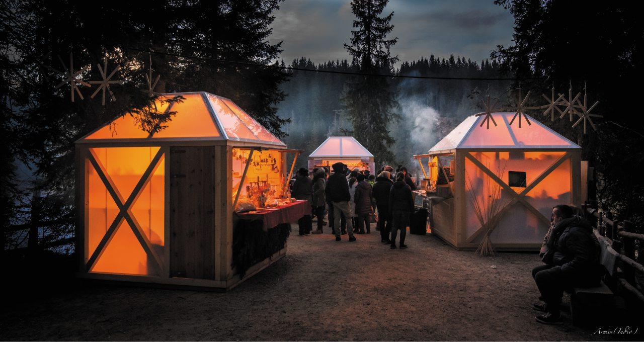 Villaggio di Natale in Val D'ega