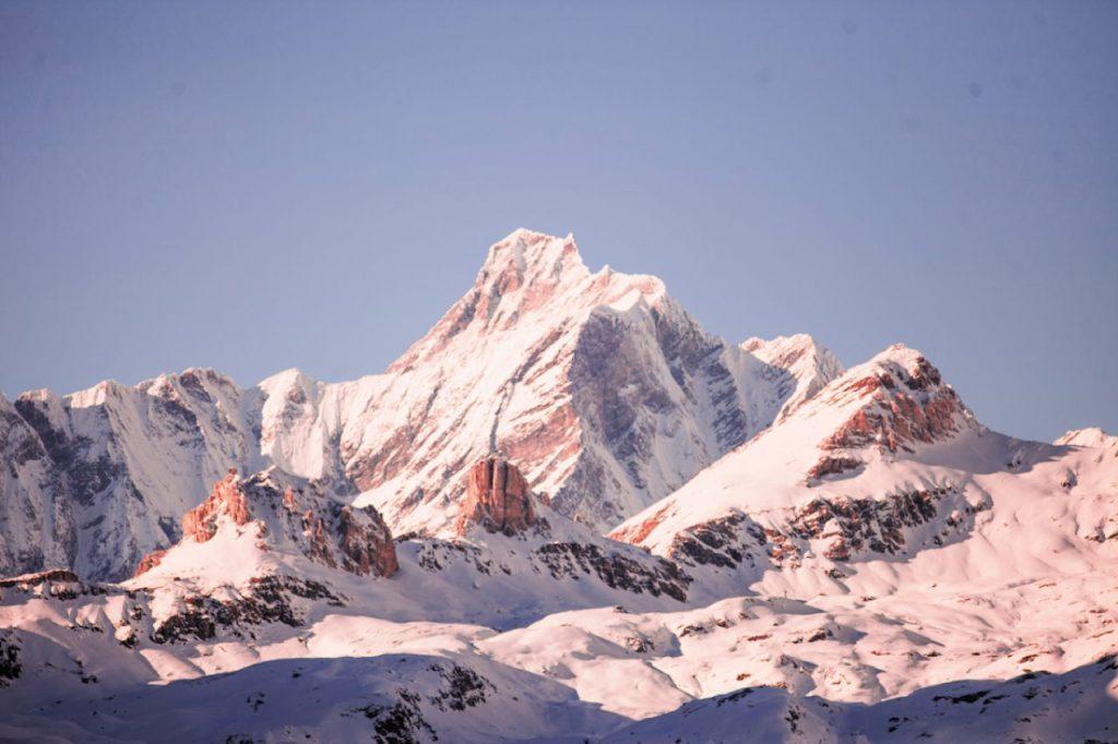 dove sciare sulle Alpi Monte Rosa