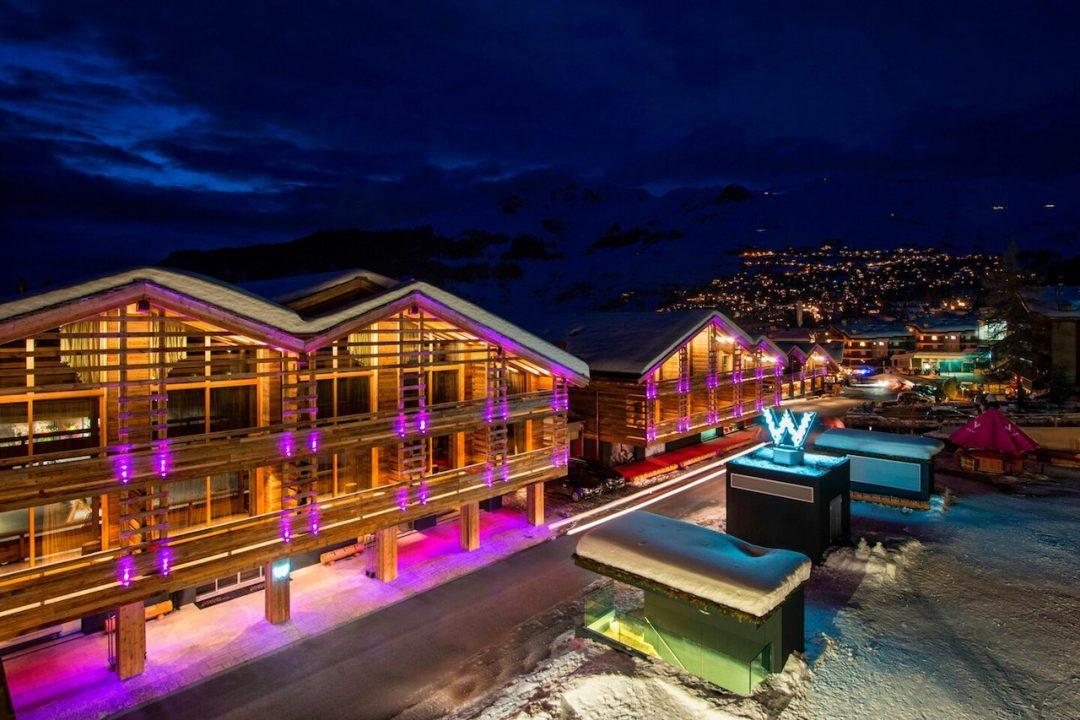Miglior ski hotel del mondo