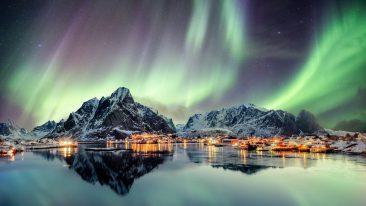 aurora boreale per Oroscopo 2020