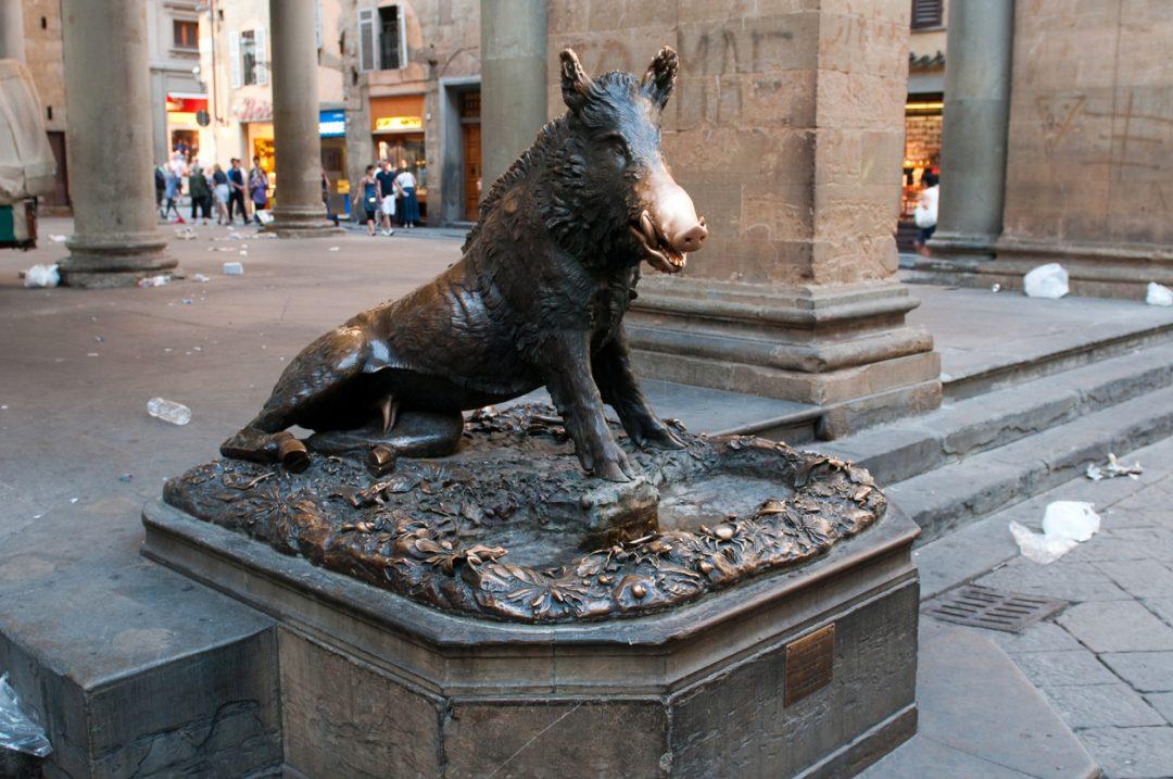 Il Porcellino - Firenze