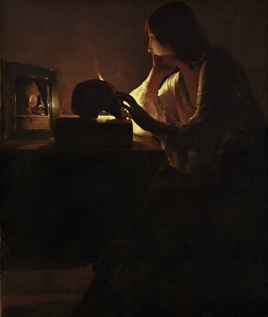 Mostre a Milano a febbraio: George de la Tour, Maria Maddalena