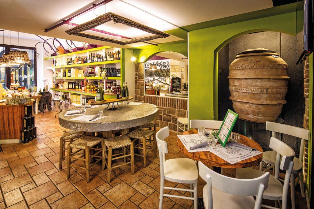 regali gastronomici Al Vecchio Frantoio Bartolomei di Orvieto