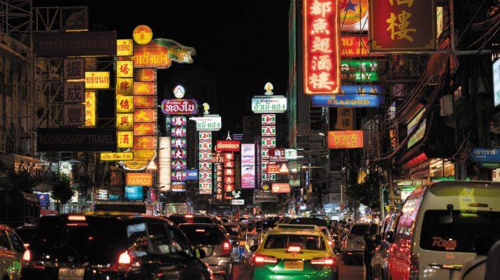 Foto Bangkok, tra movida e tradizione