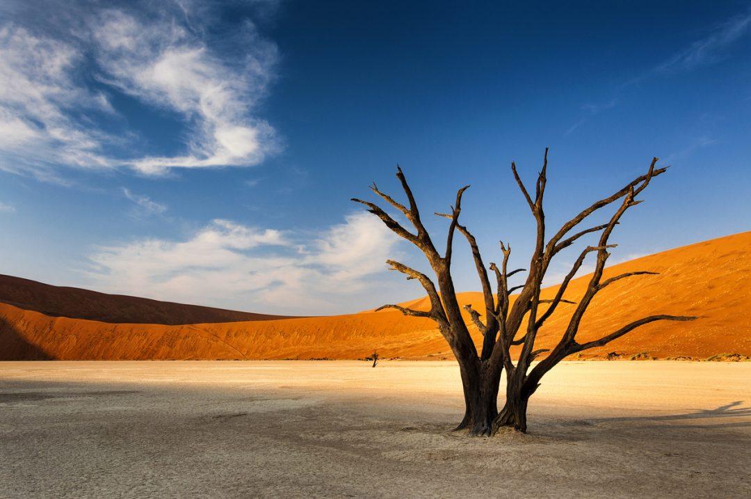 Namibia, il Namib-Naukluft Park