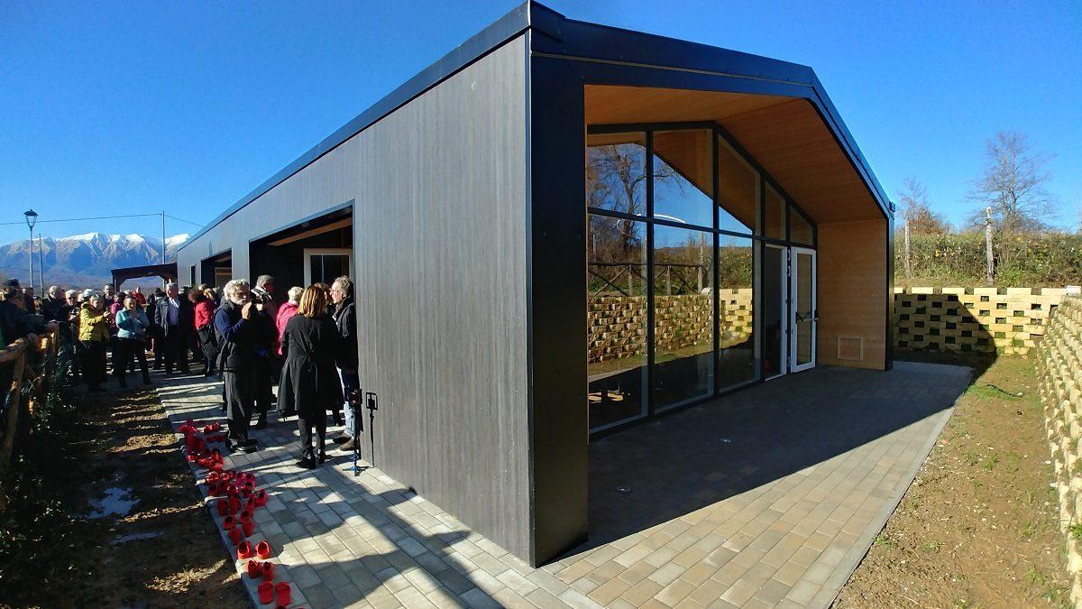 La nuova Casa delle donne di Amatrice è aperta a tutti