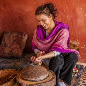 Marocco olio di argan