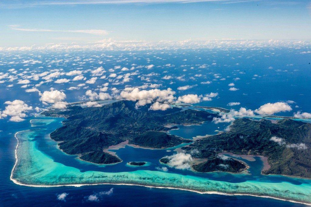 Una luna di miele da sogno in Polinesia Francese: si può scegliere di dormire in ville sull'acqua o nelle pension de famille (ph: Andrea Deotto per DOVE).
