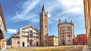 Cosa fare a Parma Capitale italiana della Cultura 2020: visitare piazza duomo