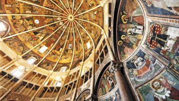 cosa fare a Parma Capitale italiana della cultura 2020: visitare il battistero