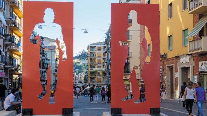 Foto Weekend a Cosenza, la città che cambia