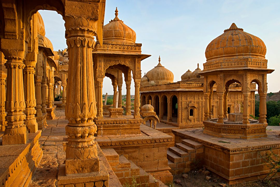 India, Jaisalmer: la città d'oro