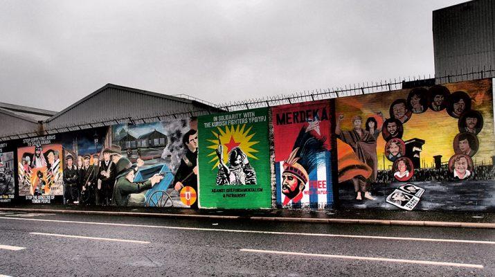 Foto Belfast e Derry: le foto dei murales più importanti