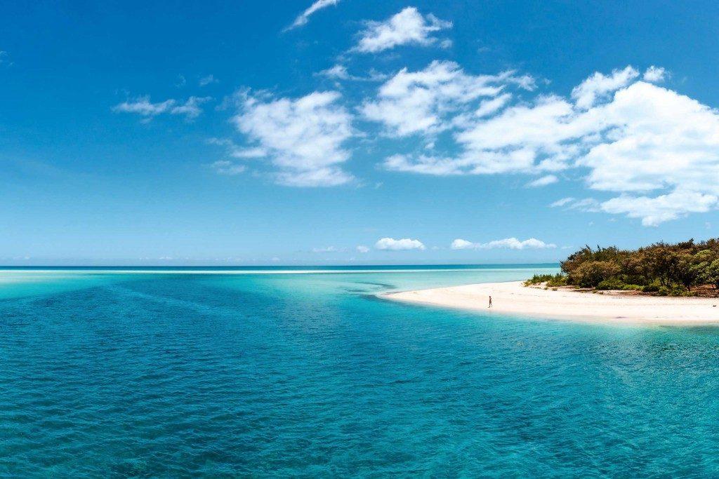 Vivere un'avventura, senza rinunciare a mari da sogno: la Nuova Caledonia è la meta per una luna di miele indimenticabile (ph. Andrea Deotto per Dove).