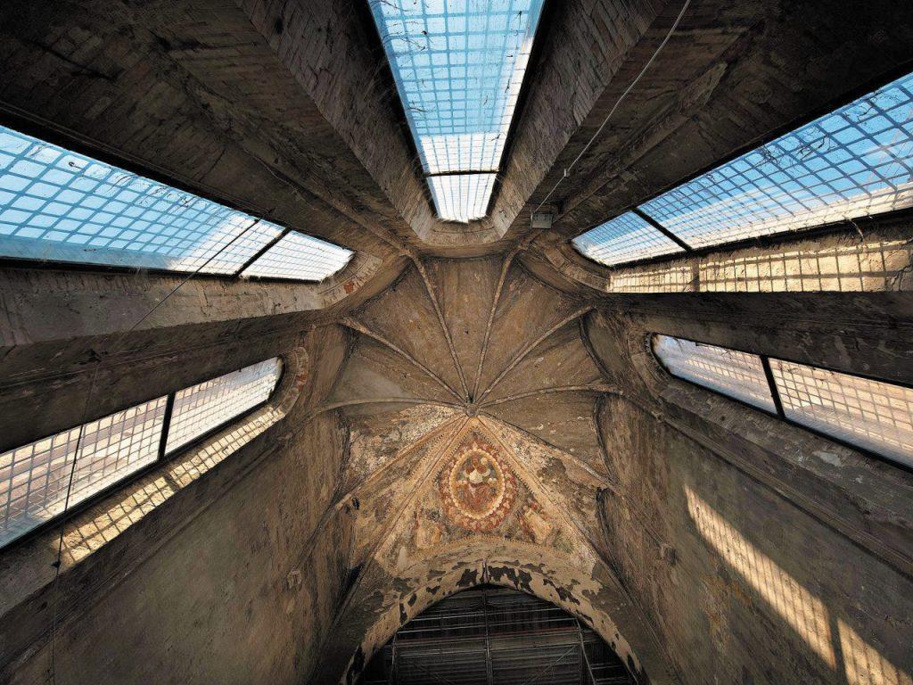 San Francesco del Prato a Parma Capitale italiana della Cultura 2020