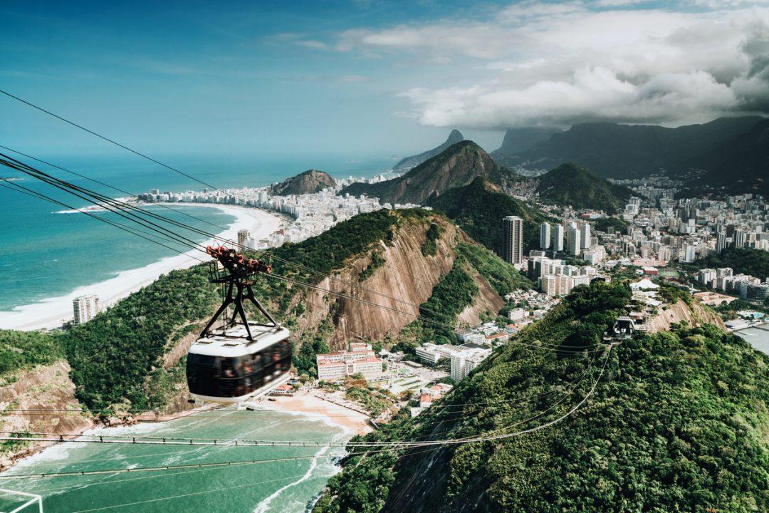 Rio de Janeiro vista dal Pan di Zucchero