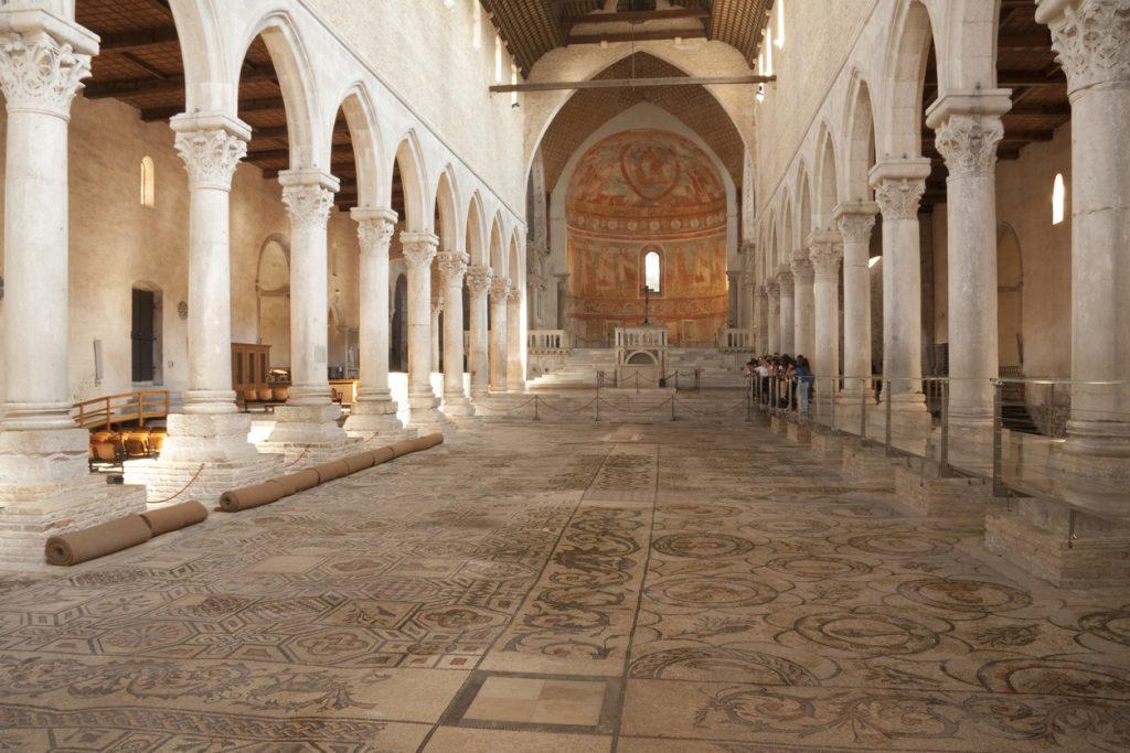 Aquileia, cosa vedere: la basilica