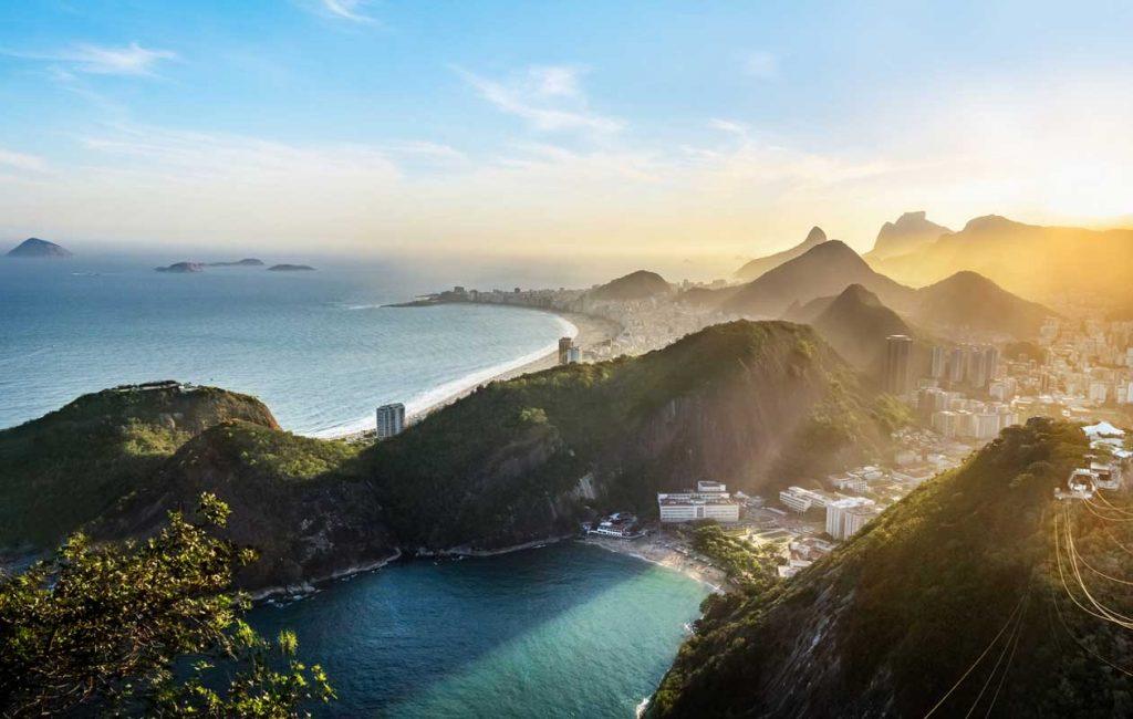 Tra le mete di mare da visitare a febbraio, Rio de Janeiro, in Brasile