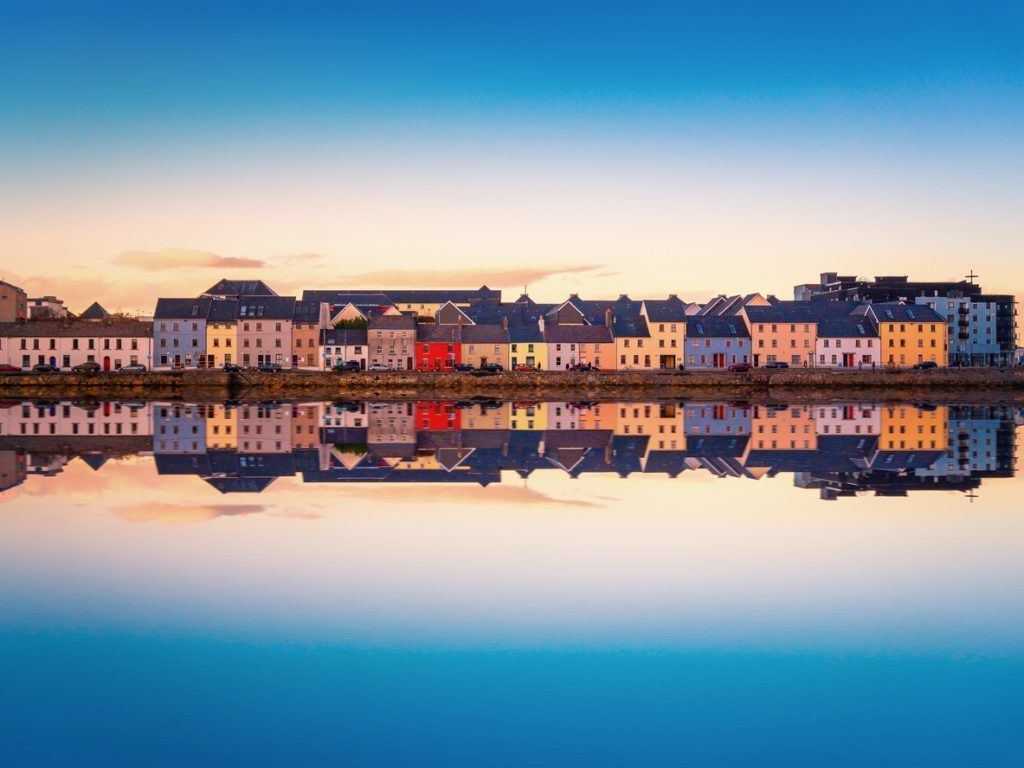 dove andare in vacanza a febbraio: Galway, Capitale della Cultura europea 2020
