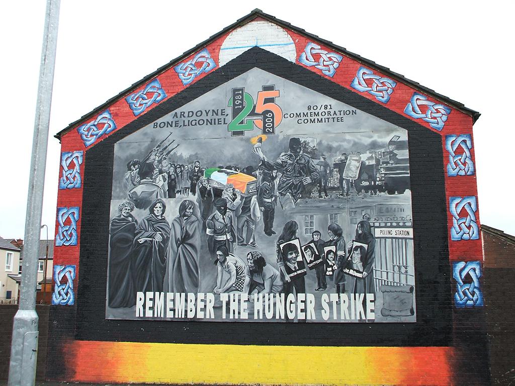 Remember the hunger strike