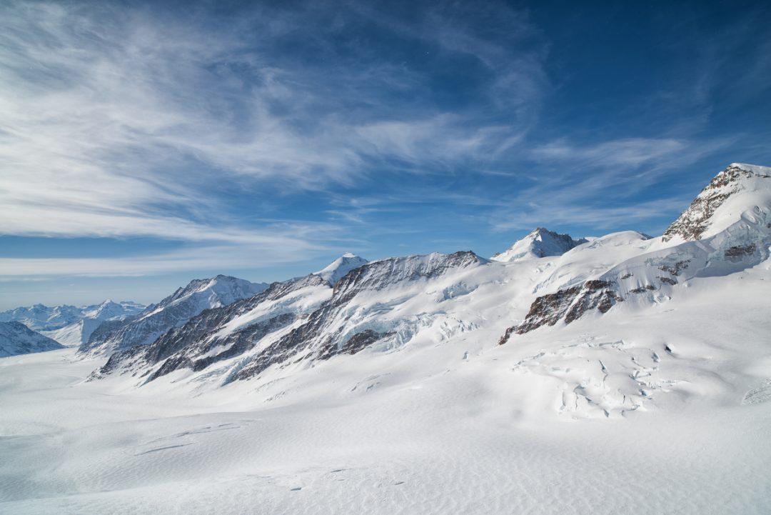 Ghiacciaio Aletsch (Svizzera)