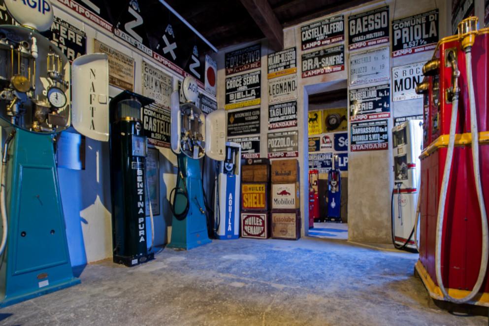 Museo Fisogni della Stazione di Servizio, Tradate (VA)