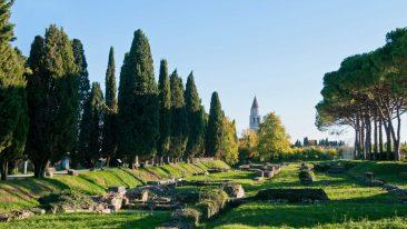 Aquileia, cosa vedere: i resti dell'antico porto romano