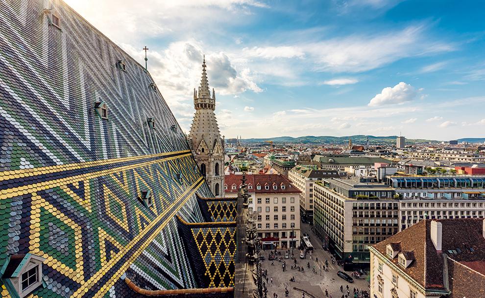 I treni notturni dall'Italia a Vienna