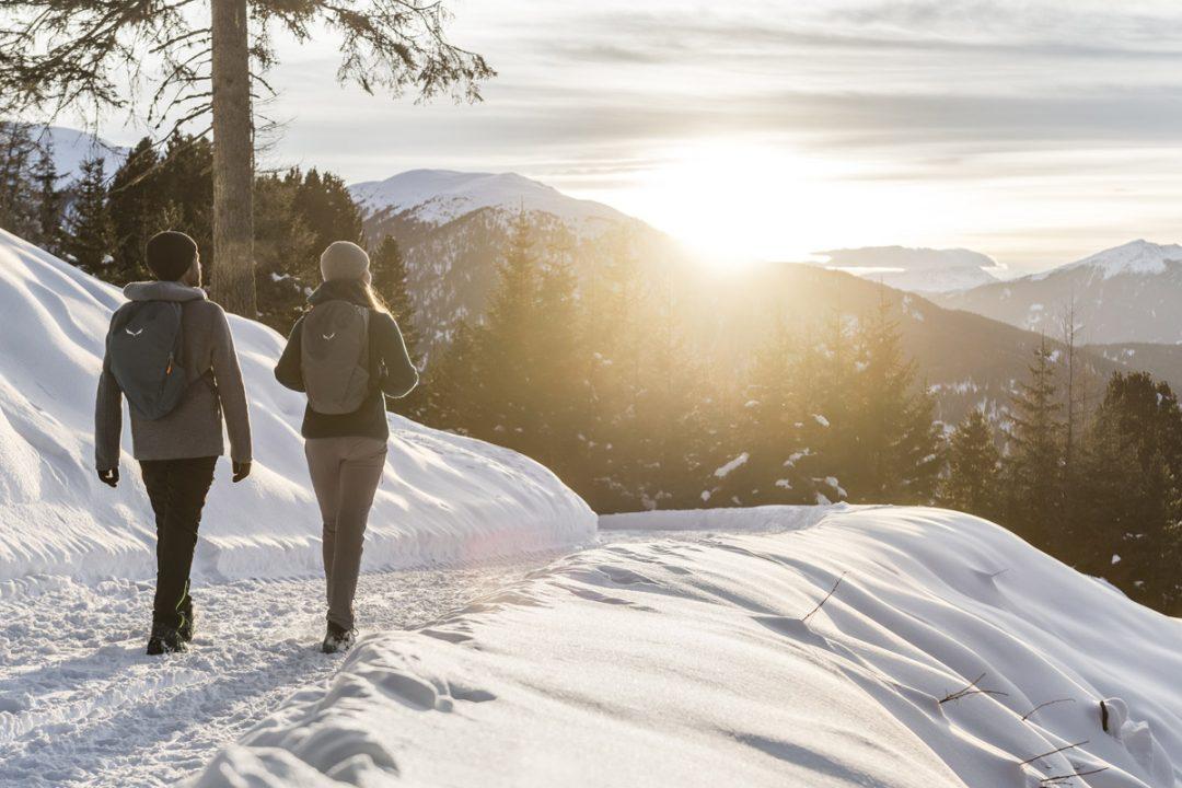 Alto Adige slow, attività e relax sulla neve (senza sci)