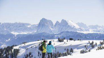 Alto Adige, neve slow