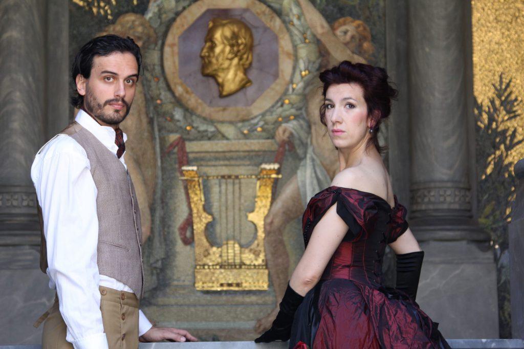 Le visite teatralizzate a Casa Verdi per San Valentino a Milano