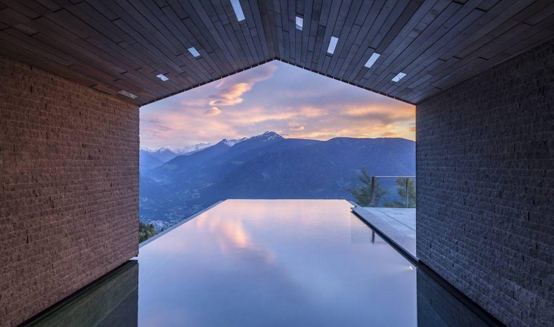 Da Bali all'Italia, le piscine più fotografate al mondo