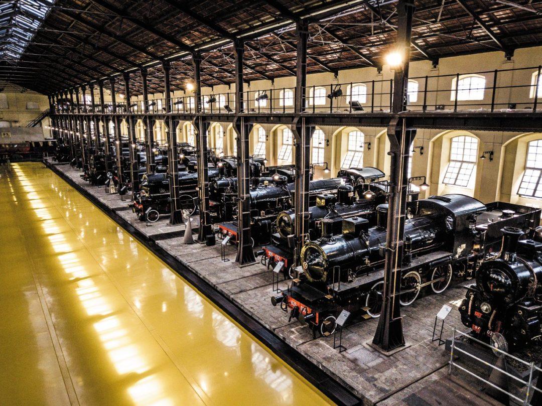 Pietrarsa, alla scoperta del museo ferroviario