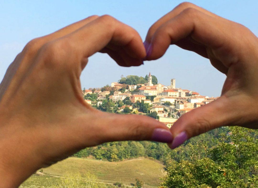 Il Belvedere dell'Amore nel Monferrato