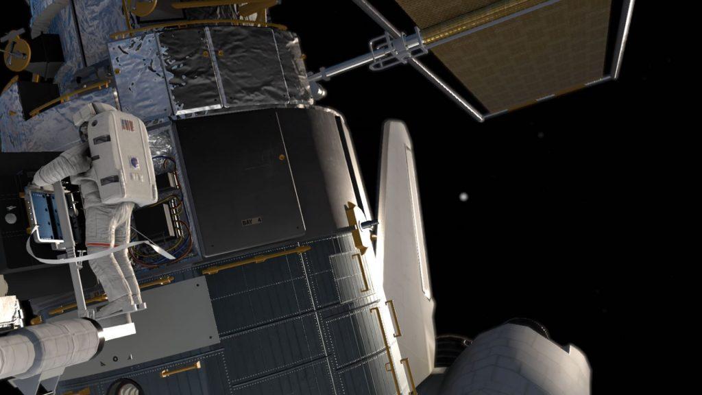 Space Mission VR esperienza multimediale da vivere al Museo della Scienza di Milano