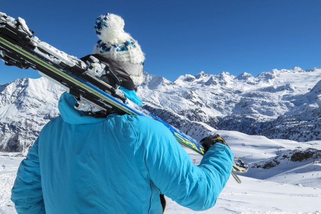 Settimana bianca in Valle d'Aosta: le foto