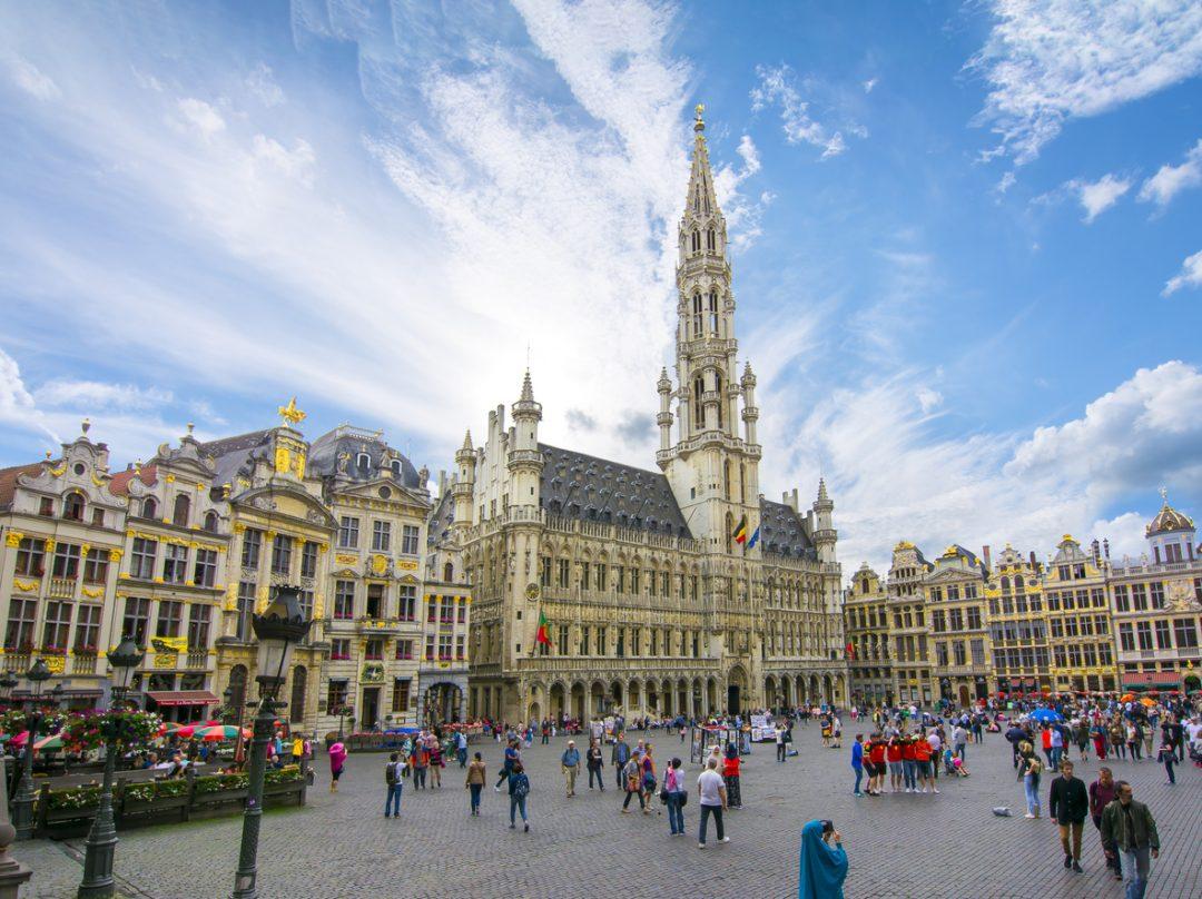 Londra-Bruxelles: -30 kg di CO2