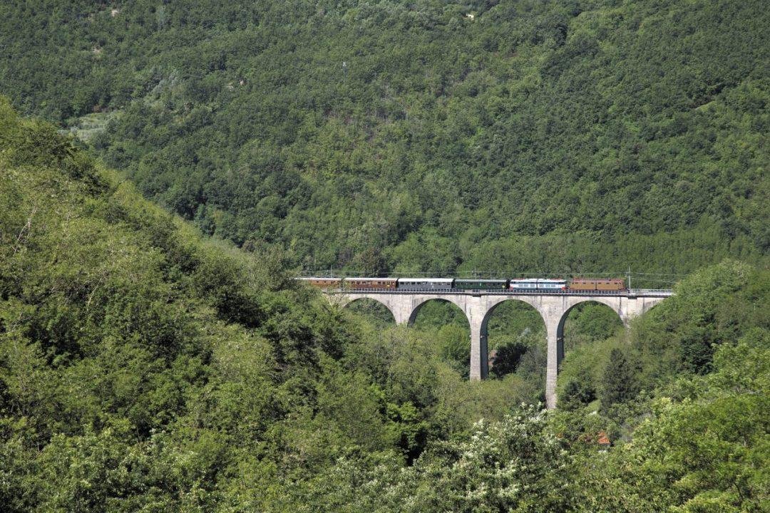 treno Porrettana Express