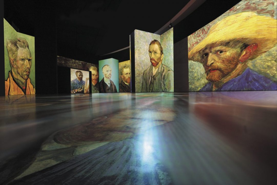 A Zurigo, la mostra Van Gogh Alive – The Experience