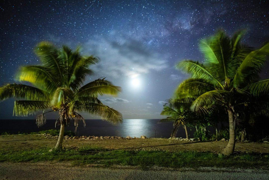 Niue, l'isola con il cielo stellato più bello