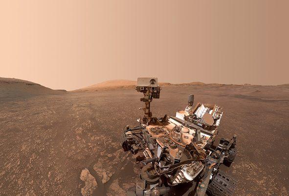 Foto Incontri ravvicinati con il Pianeta Rosso: i selfie da Marte del rover Curiosity