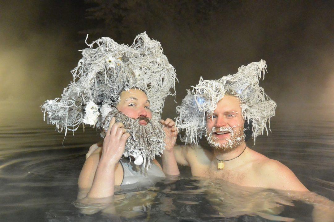 concorso per i capelli congelati