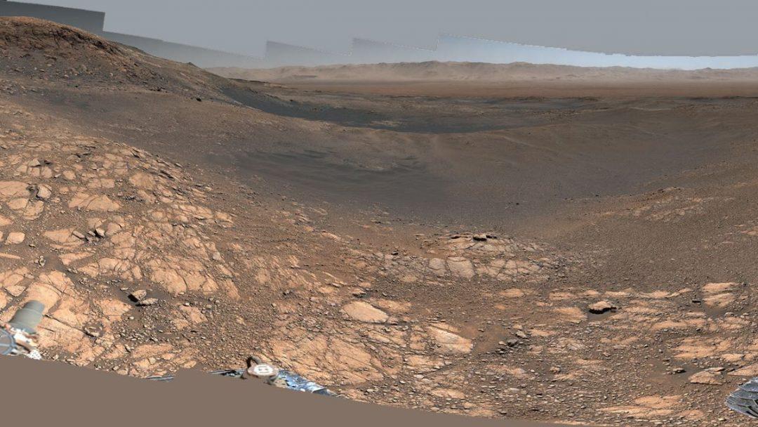 Marte: la foto dei record realizzata dal Rover Curiosity (Nasa)