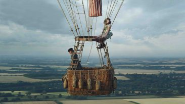 Viaggi, film da vedere in streaming: The Aeronauts