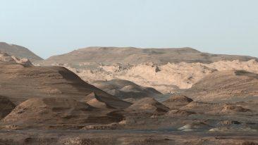 Le spettacolari foto di Marte, dove è arrivato anche il rover Perseverance