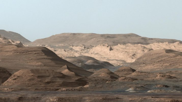 Foto Cartoline dal pianeta rosso: le più belle foto della superficie di Marte scattate da Curiosity