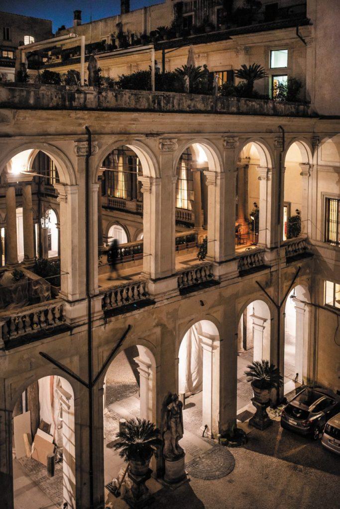 Vilòn Luxury Hotel a roma