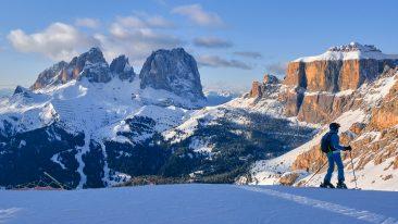 Coronavirus: gli impianti del Dolomiti Superski chiudono